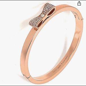 Kate Spade Rose Gold Bangle Bracelet